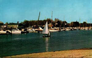 Connecticut Stamford Cummings Park Boat Basin