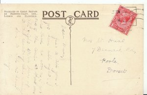 Family History Postcard - Hunt - Denmark Road - Poole - Dorset - Ref 2235A