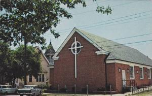 Exterior, Epworth Methodist Church, Rehoboth Beach, Delaware, 1940-1960s