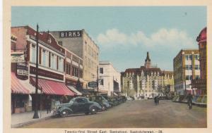 Saskatoon , Saskatchewan , Canada , 30-40s; Twenty-first Street East