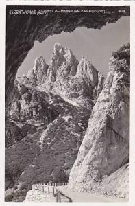 RP, Strada Delle Dolomiti Al Passo Falzarego (2117), Sasso Di Stria (2477), I...