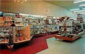 TN, Nashville, Tennessee, Moon Drug Co. Inc, Dexter Press No. 68553-B