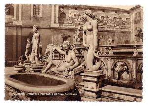 Italy Sicily Palermo Fontana Pretoria Fountain of Shame