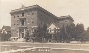 RP: MOOSE JAW , Sask. , Canada , 1914 ; Y.W.C.A.