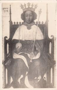 Royalty King postcard to identify