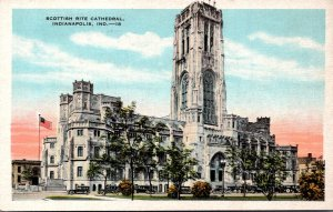 Indiana Indianapolis Scottish Rite Cathedral