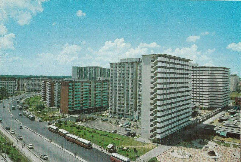 SINGAPORE , 1950-70s ; Toa Payoh Estate