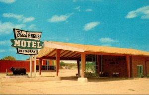 Oklahoma Poteau The Black Angus Motel & Restaurant