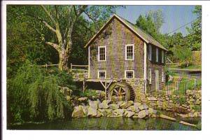 Old Grist Mill Cape Cod, Massachusetts, Photo Dick Smith