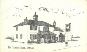 The Trotting Mare Knolton inn