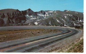 US    PC3984 SWEEPING CURVE, ROCKY MOUNTAIN NATIONAL PARK, COLORADO