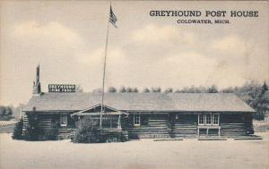 Greyhound Post House, COLDWATER, Michigan, 00-10's