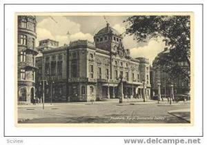 Stockholm, Sweden. Kungl. Dramatiska Teatern, 20-40s