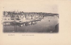 AURAY , France,00-10s ; Vue Des Quais