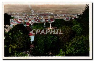 Laon - Panoramic View of Vaux - Old Postcard