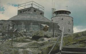 Weather Observatory - Whiteface Mountain - Adirondacks, New York