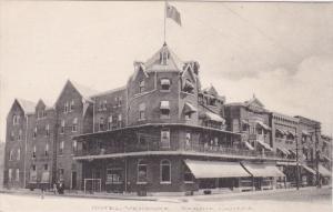 SARNIA, Ontario, Canada; Hotel Vendome, 00-10s