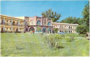Parte Central del Hotel del Instito Allende San Miguel Allende Gto. Mexico   o.