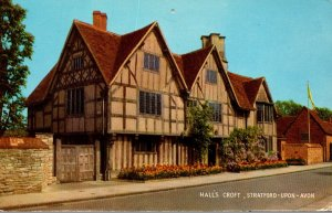 England Stratford Hall's Croft 1973
