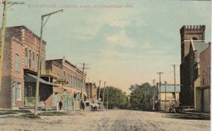 SPRINGFIELD , Ontario , Canada , 1910 ; Main Street , Looking East