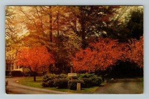 Wakefield RI-Rhode Island, Larchwood Inn Chrome Postcard