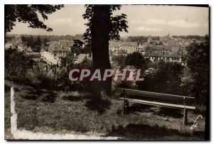 Old Postcard Chatillon sur Seine Golden Riviera Overview