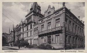Das Grossherzogl, Palais, Luxembourg, 1910-1920s