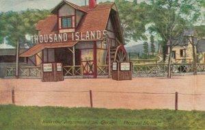 CHICAGO, Illinois, 1911 ; Thousand Islands , Riverview Park