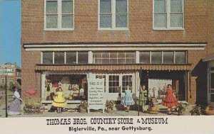 Pennsylvania Biglerville Thmos Bros Country Store And Museum