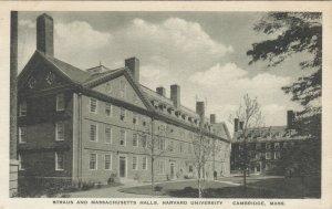 CAMBRIDGE, MA, 00-10s; Harvard University , Straus & Mass. Halls