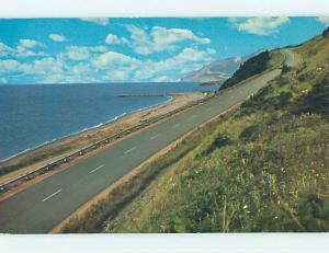 Pre-1980 TOWN VIEW SCENE Cape Breton Nova Scotia NS p9821