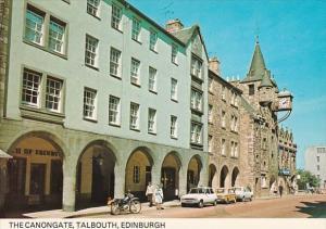 Scotland Edinburgh The Canongate Talbouth