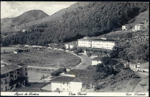 brazil, LINDOIA S.P., Vista Parcial (1950s) Mattielo Real Photo (II)