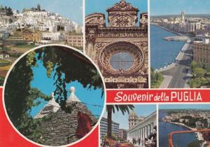 Puglia Italy Postcard