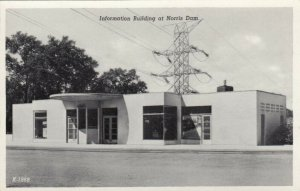 Information Building at NORRIS DAM, Tennessee , 30-50s