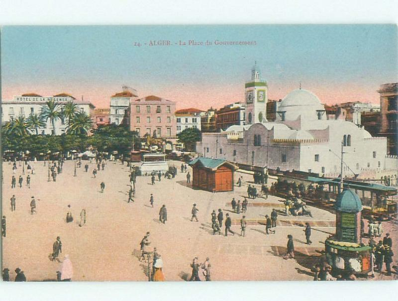 Divided-Back NICE VIEW Alger - Algiers Algeria i4780