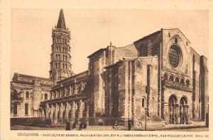 B38676 Toulouse Basiliquest Sernin  france
