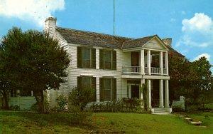 TX - Independence. Mrs. Sam Houston's Home