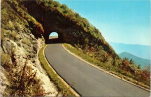 Tunnel in the Craggy Mountains, Blue Ridge Parkway