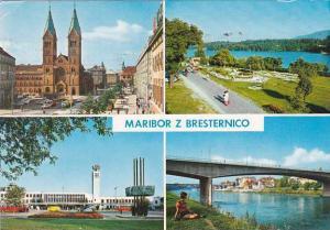Yugoslavia Slovenija Maribor Z Bresternico Multi View