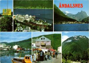 CPM AK Andalsnes NORWAY (829730)