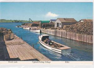 North Lake , PEI , Canada , 50-70s