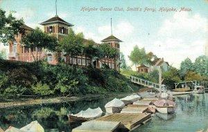 USA Holyoke Canoe Club Smiths Ferry Holyoke Massachusetts 03.82