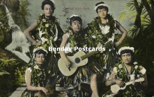 hawaii, HONOLULU, Hawaiian Music Girls, Ukulele (1912)