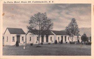 La Petite Motel in Cuddebackville, New York