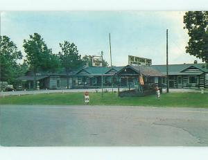 Unused Pre-1980 HITCHING POST STORE Hardin Kentucky KY v5632