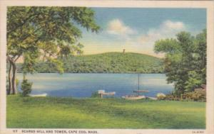 Massachusetts Cape Cod Scargo Hill and Tower Curteich