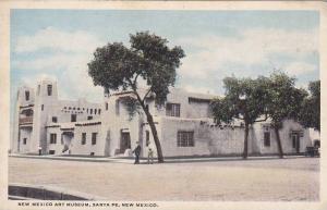 New Mexico Art Museum, Santa Fe, New Mexico, 1910-1920s