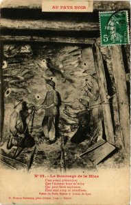 CPA AK Au Pays Noir - Le Bourrage de la Mine (976373)