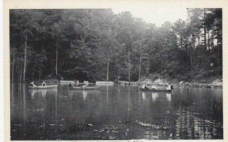 MARYVILLE ,Tenn. , 1910s ; Lake Sidney Lanier , Montvale Springs